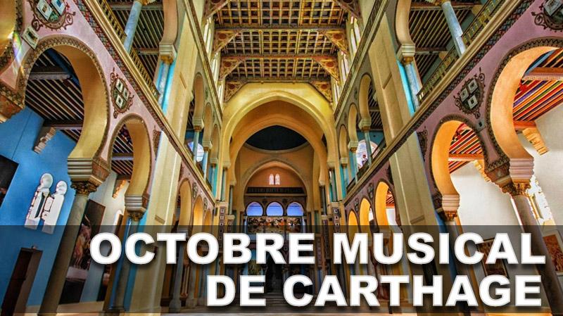 Octobre Musical: Le programme