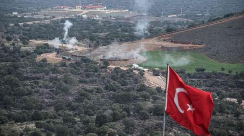 opération turque en Syrie