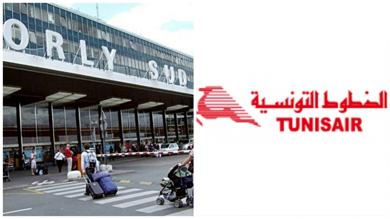 Orly Tunisair