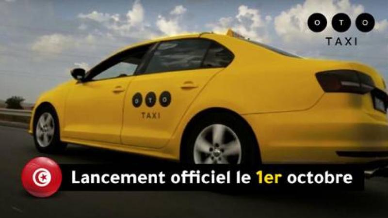 OTO Taxi :La nouvelle application digitale de de transport 100% Tounsi