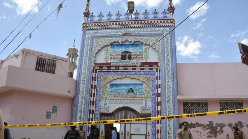 pakistan mosquée