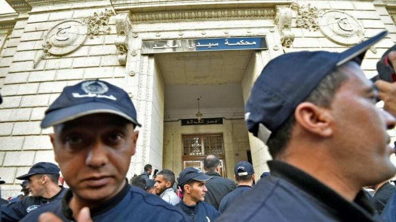Palais de Justice-Algérie