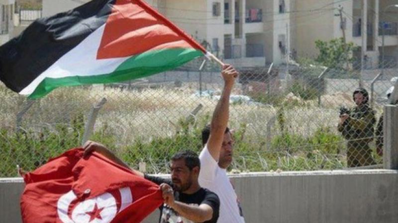 Palestine, Tunisie