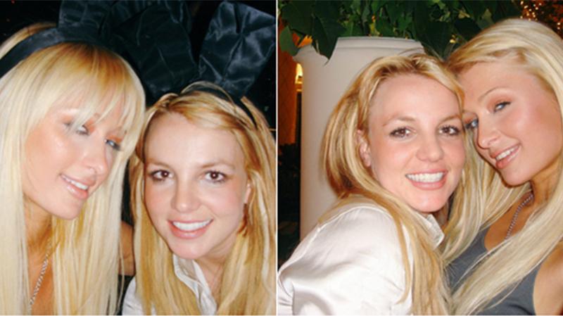 Paris Hilton-Britney Spears