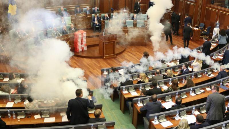 Parlement, Kosovo