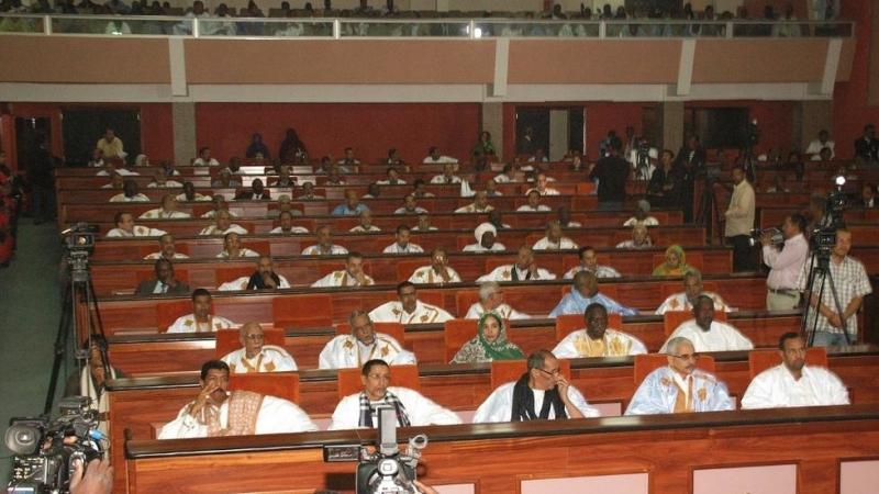 Parlement mauritanien