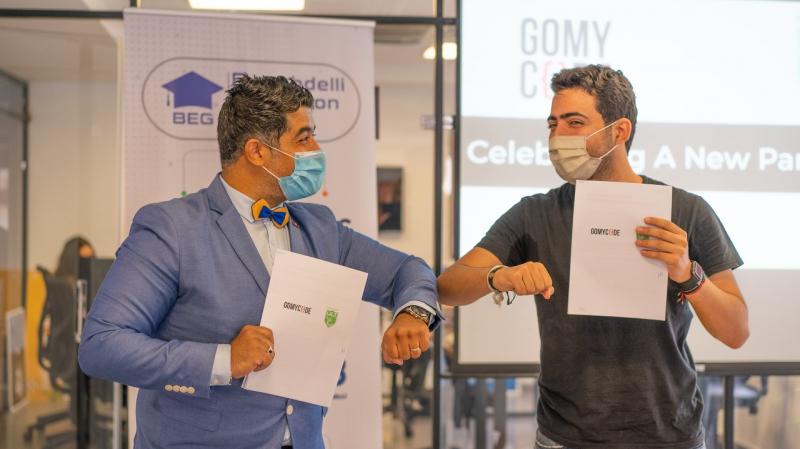 Partenariat GOMYCODE-ULT pour former les étudiants aux compétences IT