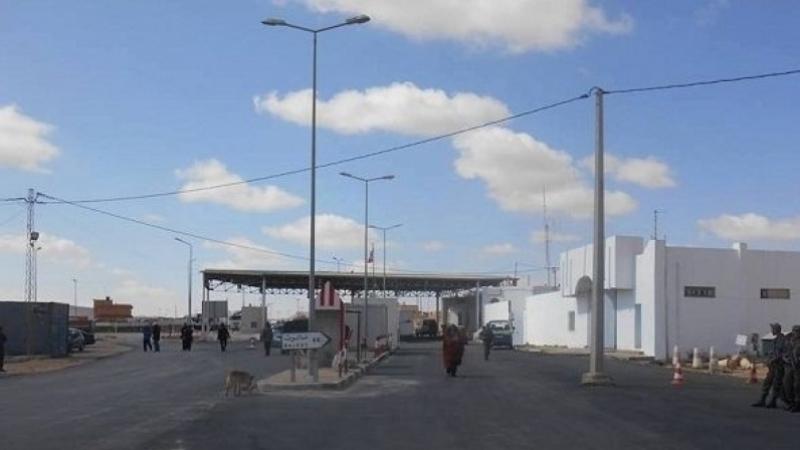 passage de Dehiba-Wazen