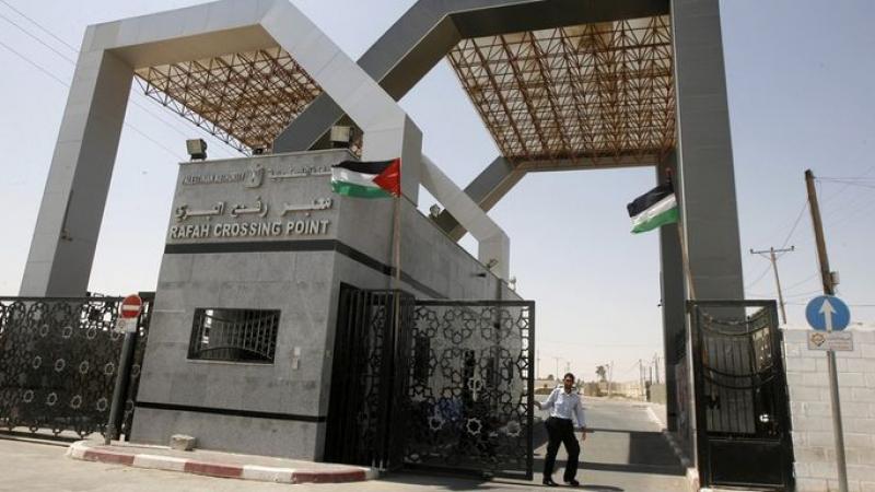 passage de Rafah