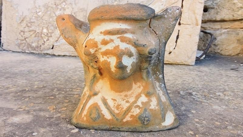 pièce archéologique