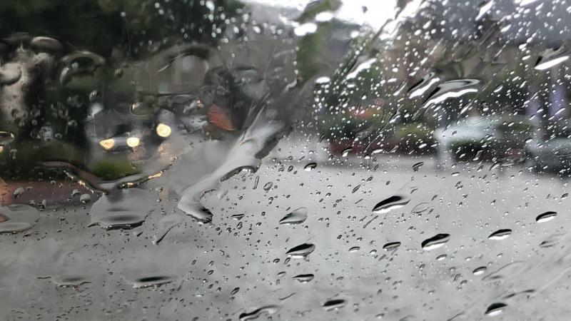 Pluies orageuses, en quantités localement importantes