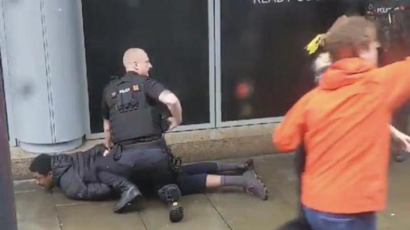 Plusieurs blessés dans une attaque au couteau à Manchester