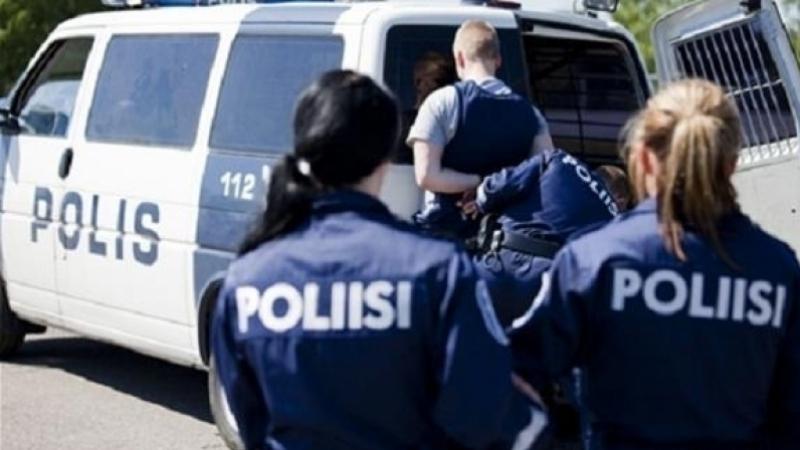 police de Finlande