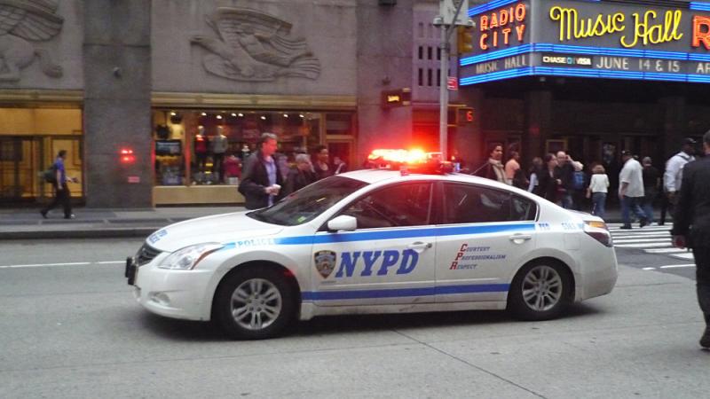 police-new-york