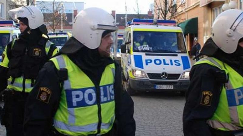 police-suède