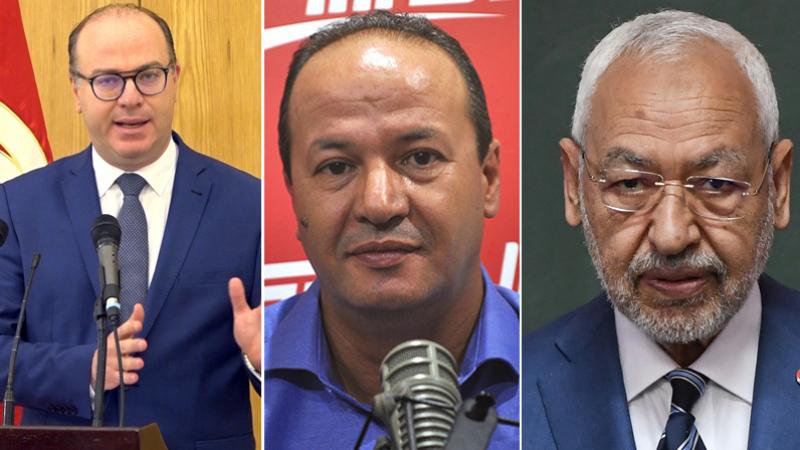 Pour le bloc National, Ghannouchi c'est fait  ... Fakhfakh en suspens