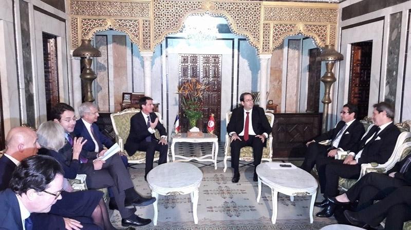 Protocole d'accord entre la Tunisie et la France à 1 milliard d'Euros