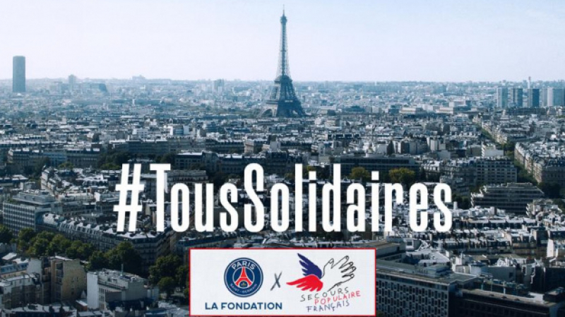 PSG solidaire