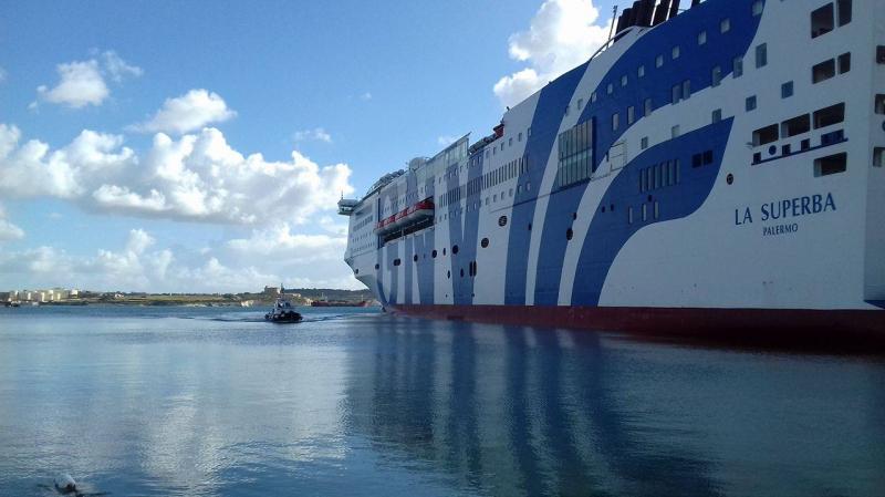 Quand la compagnie maritime italienne GNV mise sur le marché tunisien
