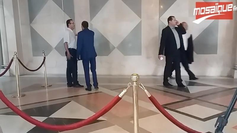 Que fait l'avocat de Chafik Jarraya à l'ARP ?