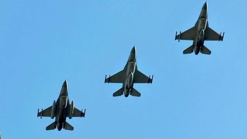 raid aérien