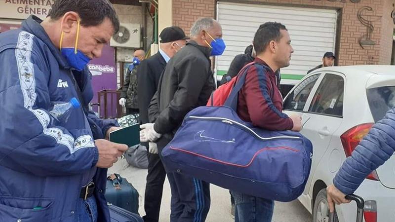 Rapatriement de 60 Tunisiens bloqués en Algérie
