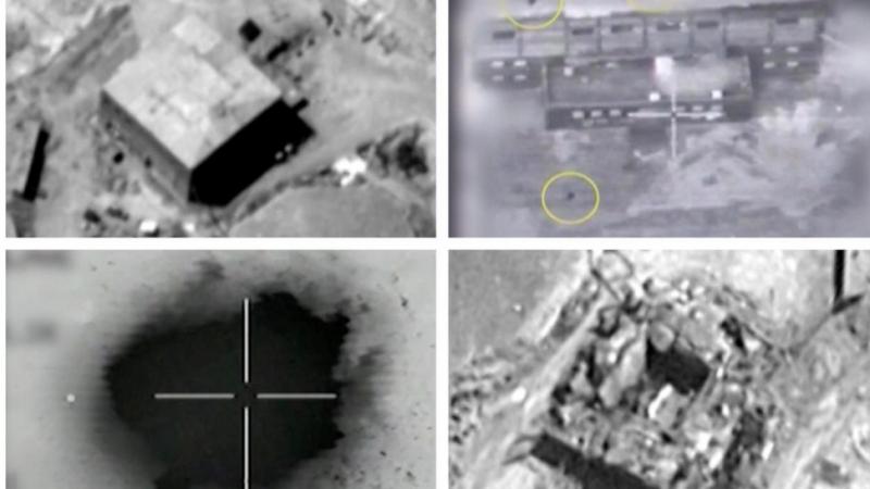réacteur syrien
