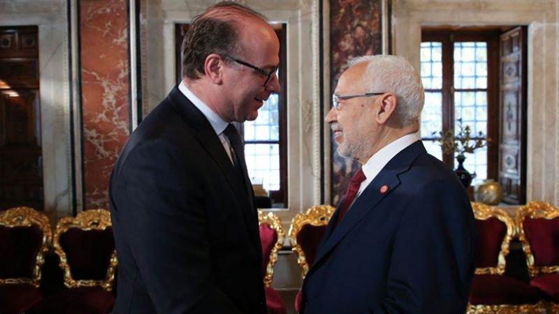 Rencontre entre Fakhfakh et Ghannouchi: Les attentes d'Ennahdha