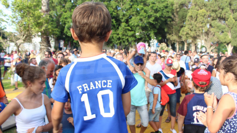 résidence de France