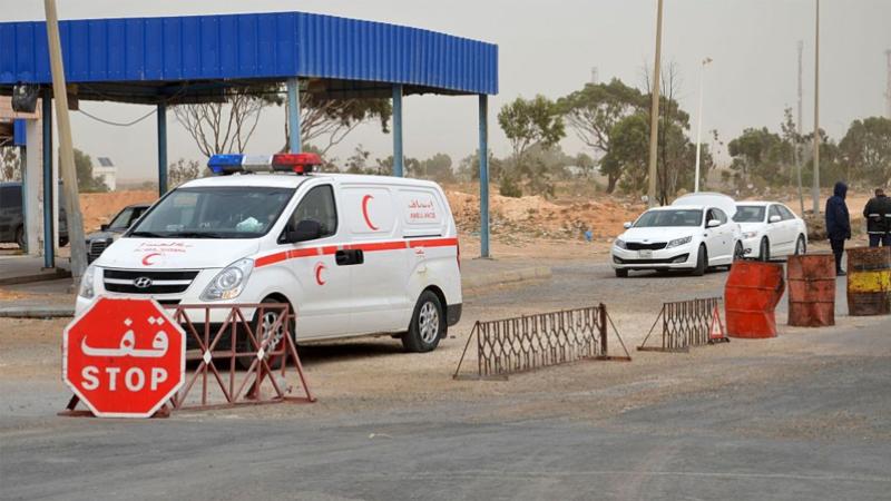 Retour des tunisiens bloqués à la frontière tuniso-libyenne