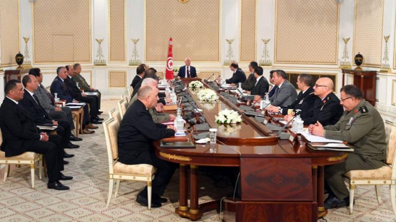 Réunion du conseil de la sécurité nationale demain