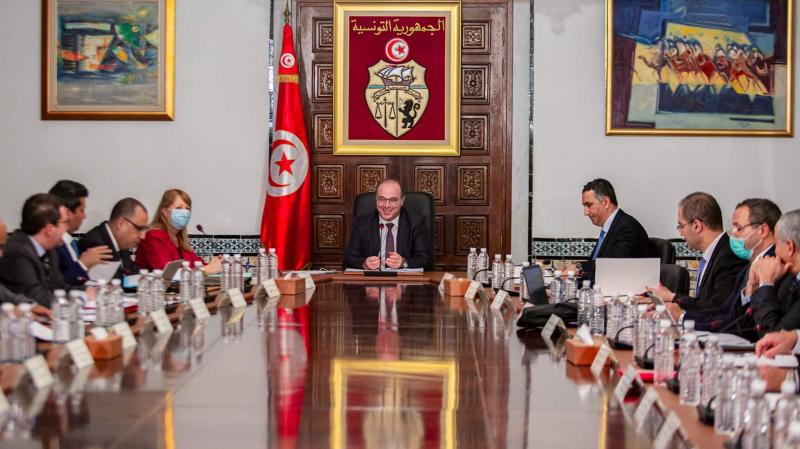 Réunion du conseil des ministres