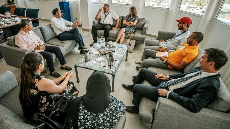 réunion-projet ELIFE