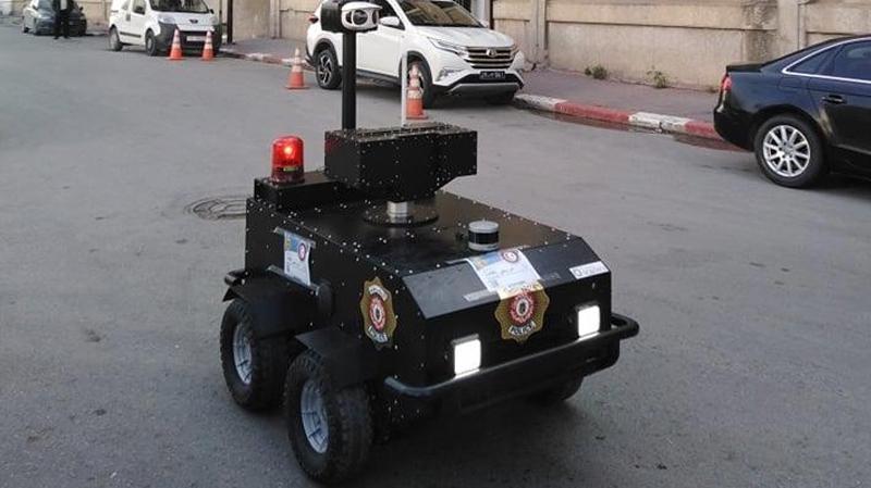 robot Pguard