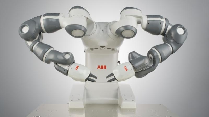 robot YuMi