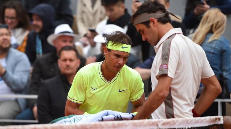 Roland Garros : Federer ne pouvait rien contre un grand Nadal