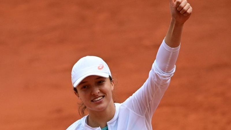 Rolland Garros : Petite devenue grande et... championne