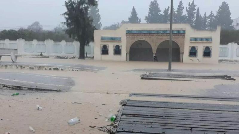 S.Khiari: 5 délégations plus touchées par les pluies torrentielles
