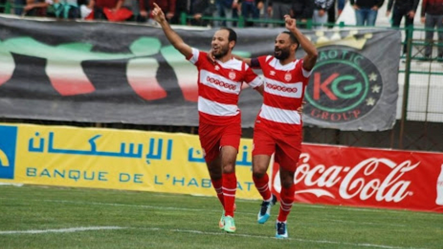Saber Khelifa et Zouhaier Dhaouadi