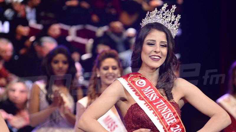 Sabrine Khalifa élue Miss Tunisie 2019