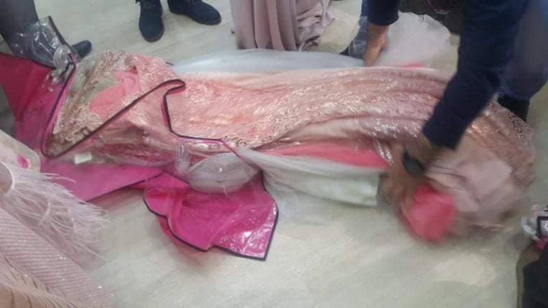 Saisie de vêtements de contrebande à El Manar et Menzah 9