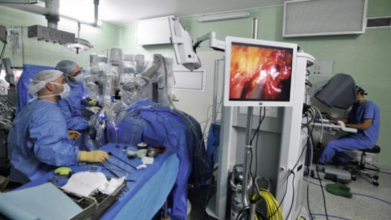 salle des opérations