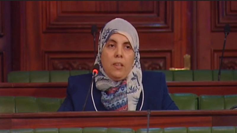 Salwa Ben Aicha démissionne du parti Arrahma