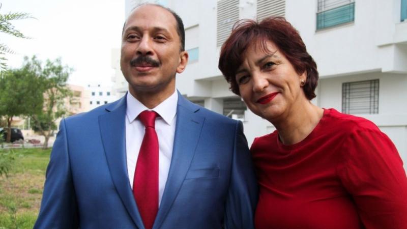 Samia et Mohamed Abbou guéris du coronavirus