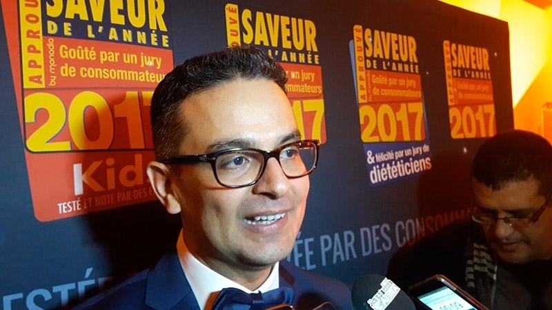 Saveurs de l'Année Awards 2017