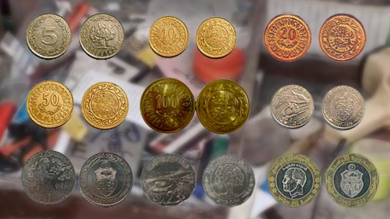 Sfax: Il utilise des pièces de monnaie pour fabriquer des bijoux