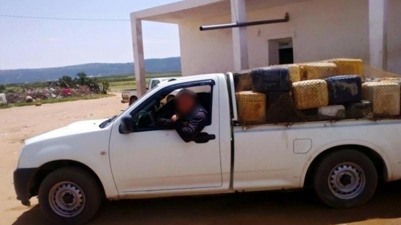 Sfax: tirs de coups de feu sur un véhicule de contrebande