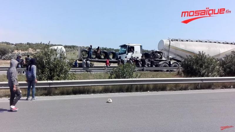 Sidi Bouali: De violents affrontements entre police et  protestataires