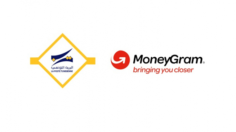 Signature d'une convention  entre la Poste Tunisienne et MoneyGram