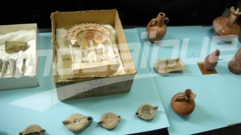 siliana-pièces-archéologiques